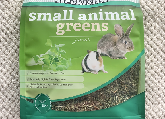 Peckish Small Animal Greens