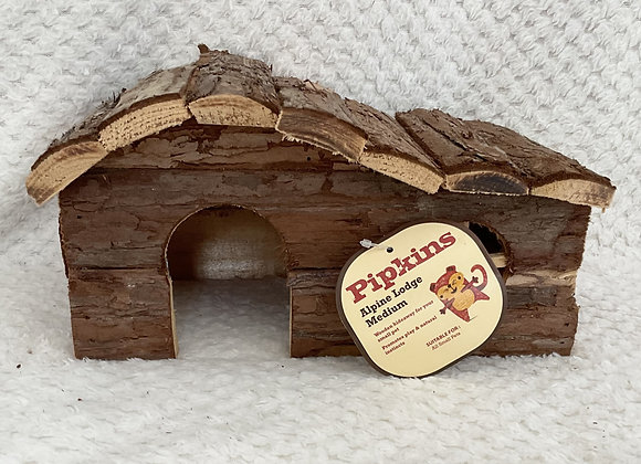 Chewable Wooden Houses