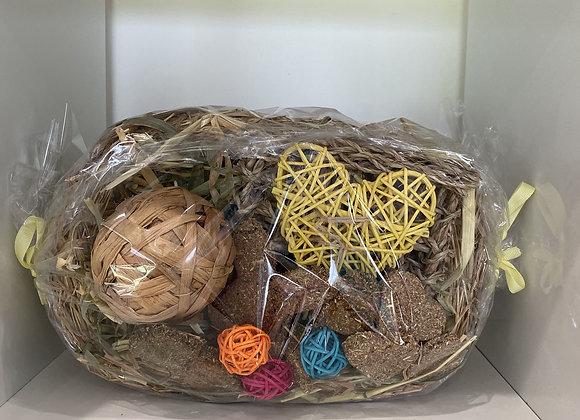 Natural Grass Basket