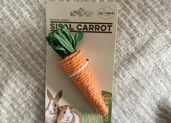 Sisal Carrot