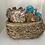 Thumbnail: Bunny Gift Basket