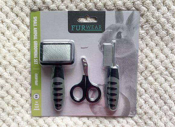 Small Animal Grooming Set
