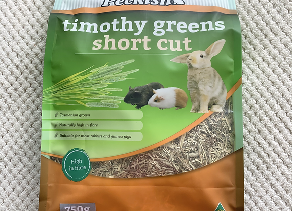 Peckish Short Cut