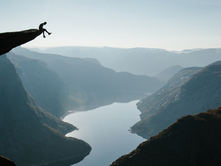 How do you encourage leaders to take a leap in their contribution and committment?