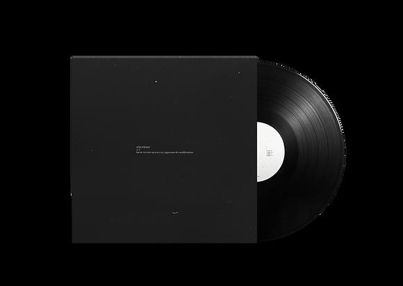 """EP """"réécriture"""" Vinyle"""
