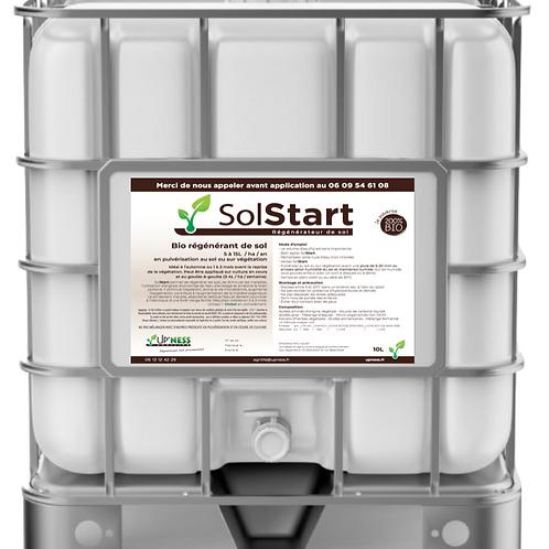 SolStart IBC 1000 L - 5 bis 10 L / ha