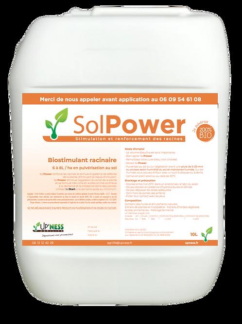 SolPower 10 L  Dosage 8 L/ha