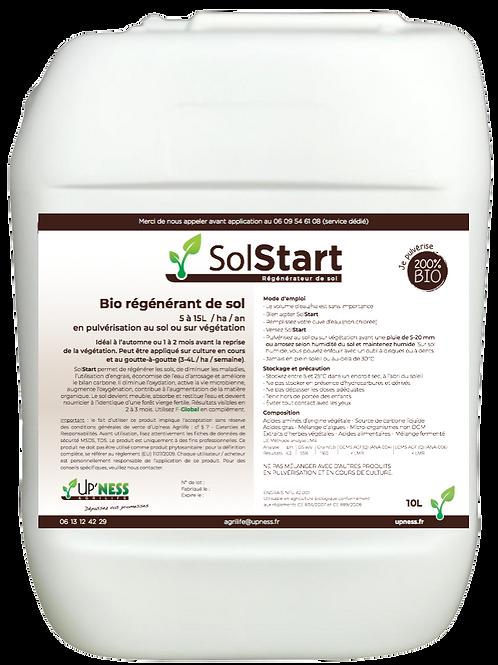 SolStart 10 L - 5 to 10 L / ha