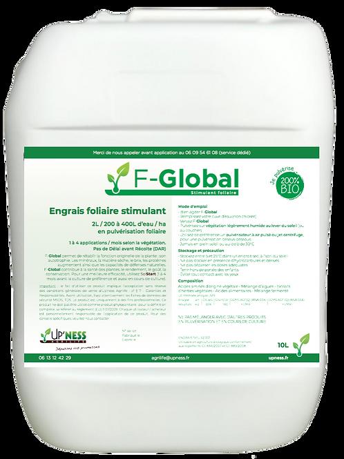 F-Global 10 l Dosierung 2 l / ha