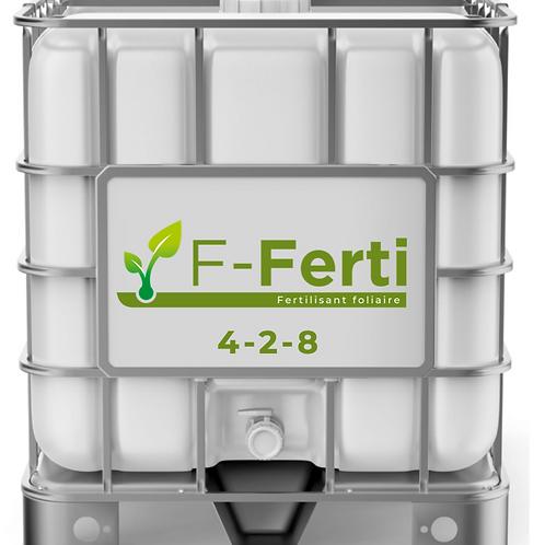 F-Ferti 4-2-8 IBC 1000 L