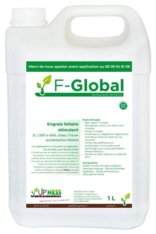 F-Global 1 L - Spezialtest
