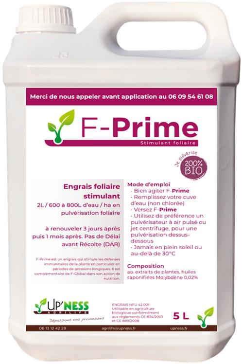 F-Prime 5 L Dosierung 2 L / ha