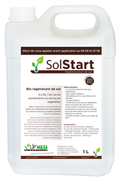 SolStart 1 L - special test