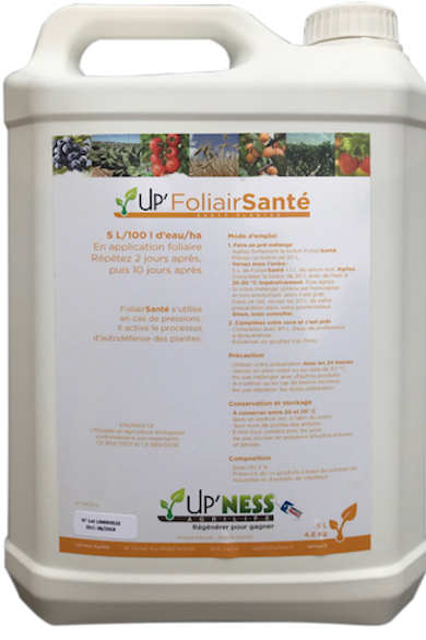 Up'FoliaireSanté 5 L