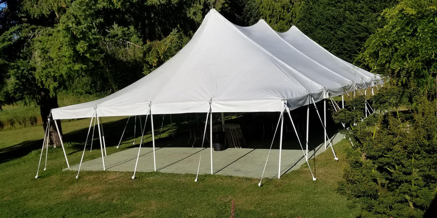 Large Pole Tent (Spring/Summer Season)