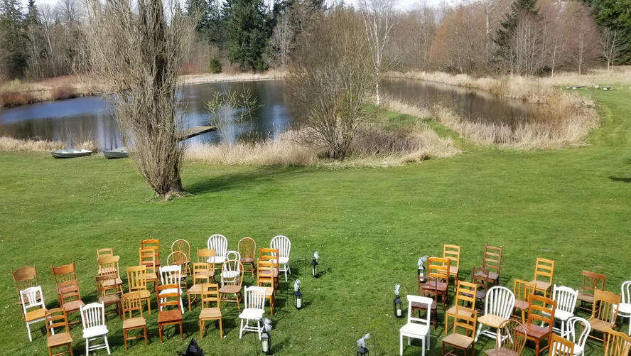 Mix/Match Rustic Chairs