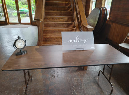 6' Rectangular Tables
