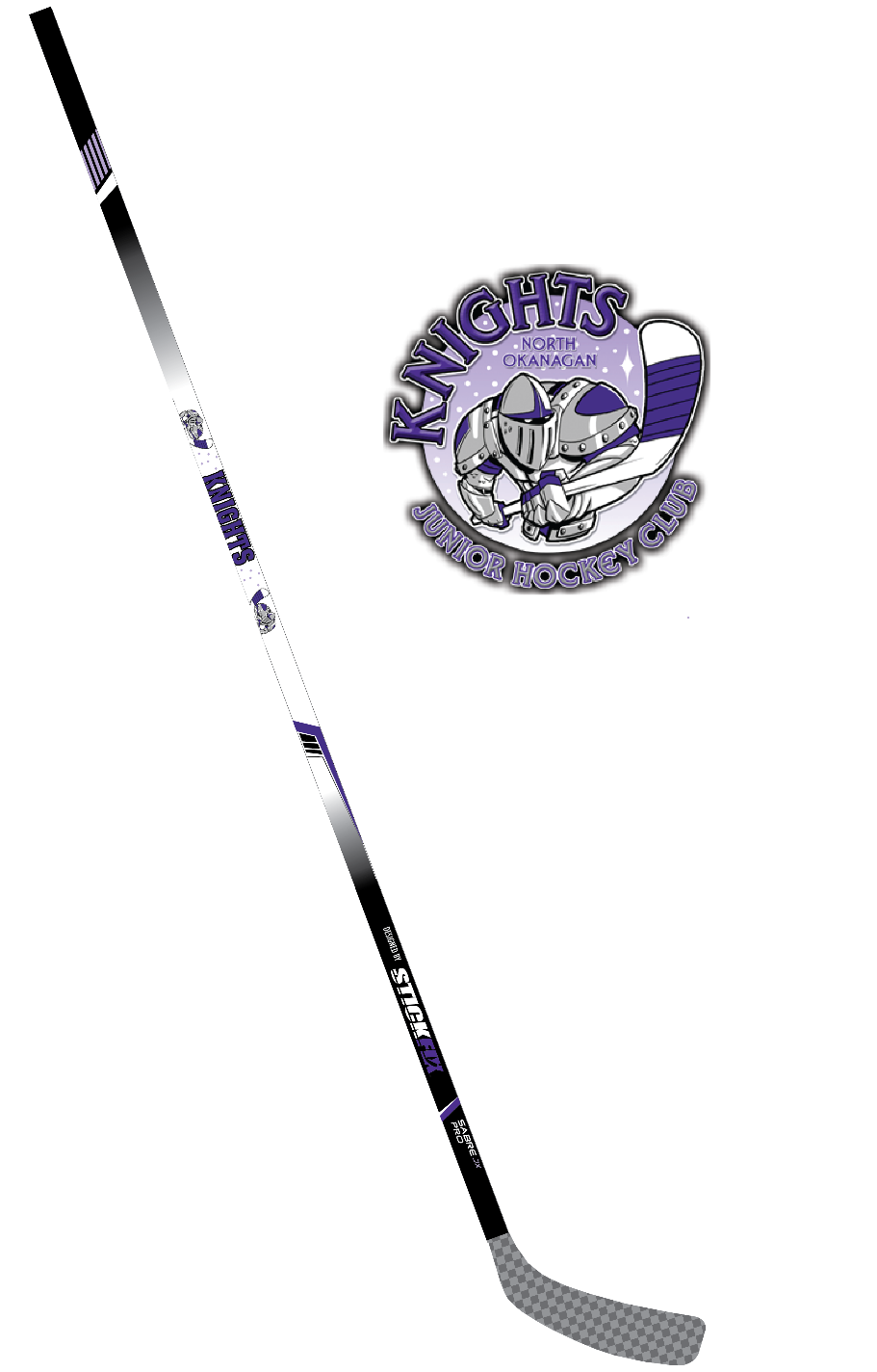 Okanagan Knights Stick