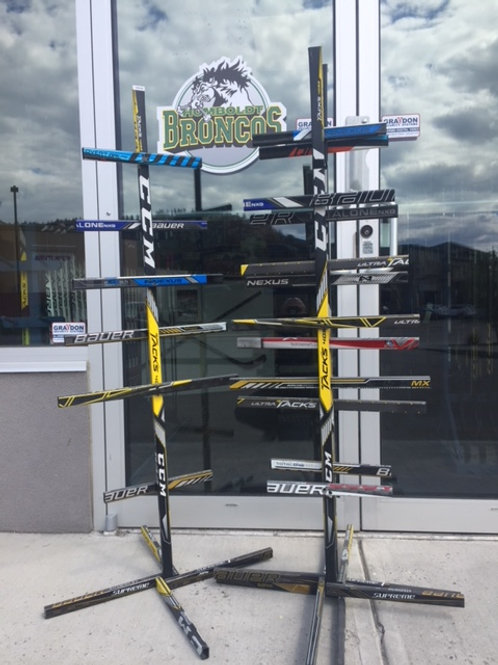 Equipment Drying Stands
