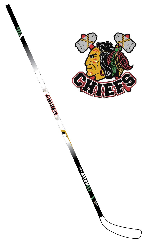 Kelowna Chiefs Stick