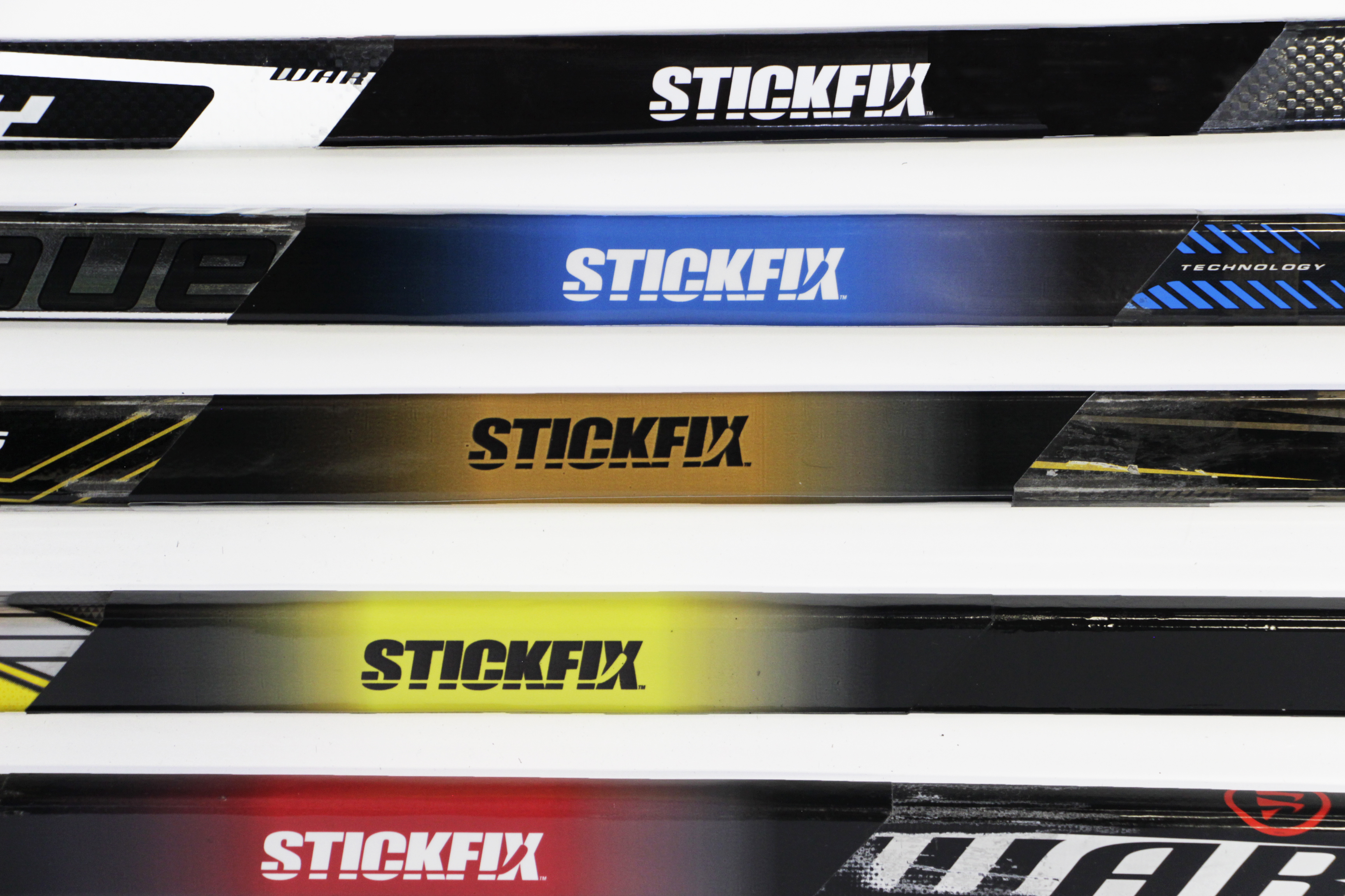 Refurbished Sticks