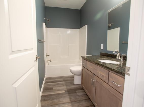 Spare Bathroom