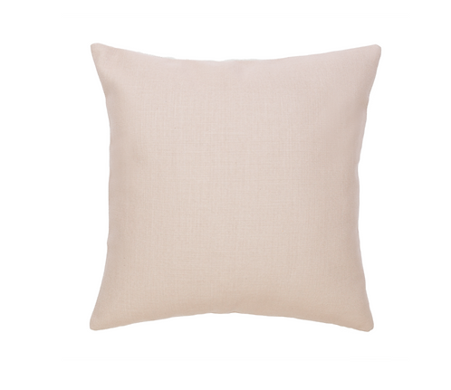 Throw Cushion - Peach