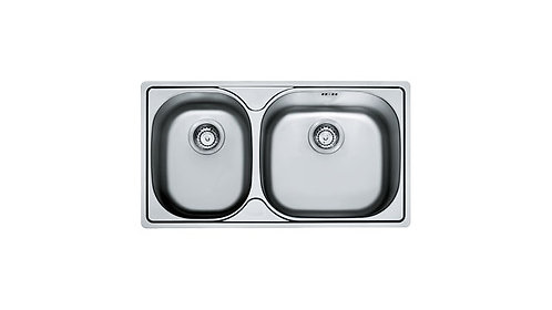 FRANKE kitchen sink top mount 1.5 bowl - GEX620D