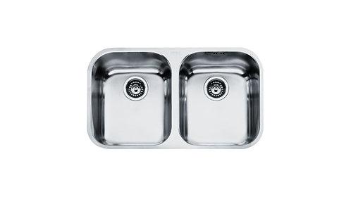 FRANKE kitchen sink undermount double bowl - SSX120-36