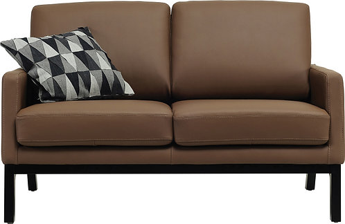 CERES 2 Seater Faux Leather Sofa