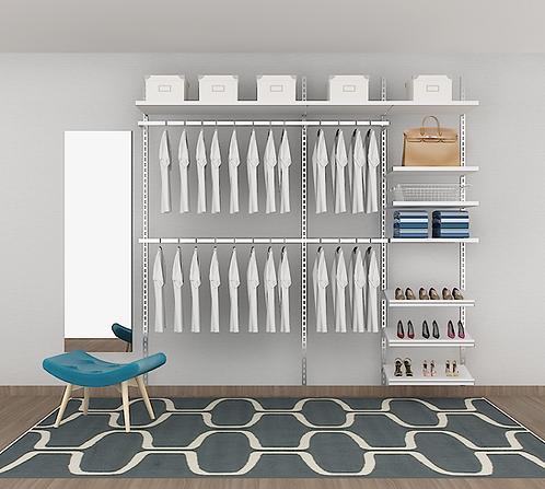 MERSIN - I Open concept wardrobe