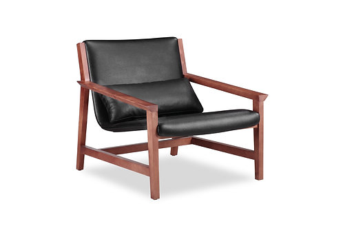 QUINN Leather Living chair