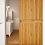 Thumbnail: Shubox Ranch Style Mid Rail Barn Door