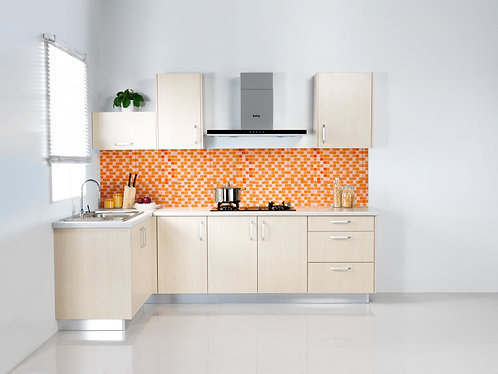KUBIQ KITCHEN - B150-255