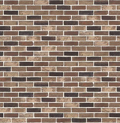 STAKKOWALL Danish Brown Brick Veneer / SBV003B