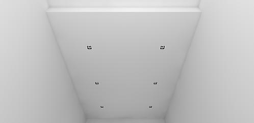 Flat False Ceiling