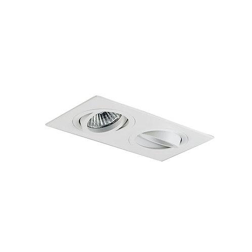ELBA Recessed LED Double Spotlight / LC2017/2L30