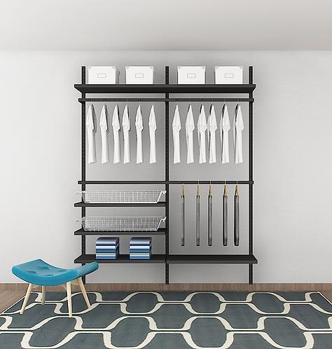 ROXAS - I Open concept wardrobe