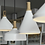Thumbnail: Hanging Conical Lamp