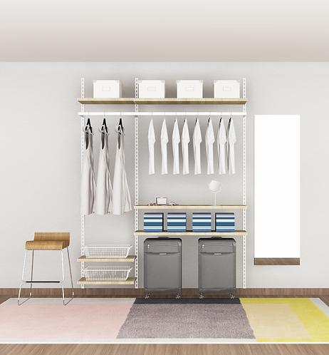 TODA - I Open concept wardrobe
