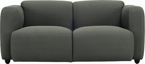 POLO 2 Seater Fabric Sofa