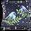 Thumbnail: Blue Chirps Cushion