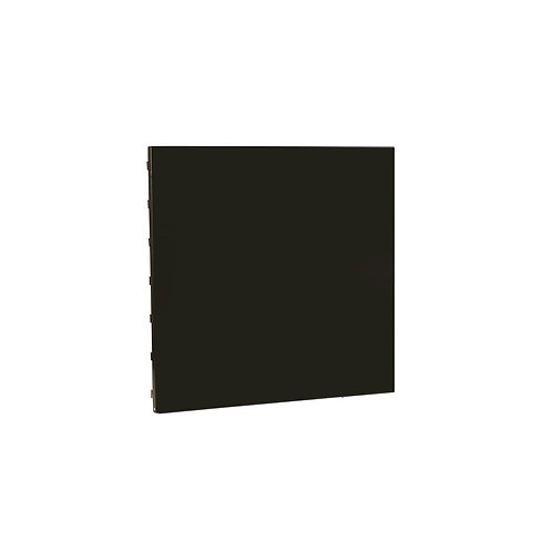 MAXE METAL PLAIN BACK LARGE TO FIT 600MM BAY 590 W X 558 H X 17MM D