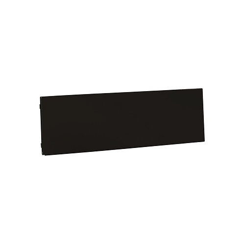 MAXE METAL PLAIN BACK SMALL TO FIT 900MM BAY 890 W X 238 H X 17MM D