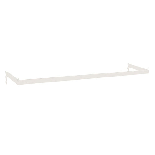 MAXE HANGRAIL RECTANGULAR SECTION TO FIT 1200MM BAY 1198 L X 273MM D