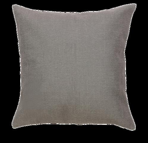 Throw Cushion - Granite Grey