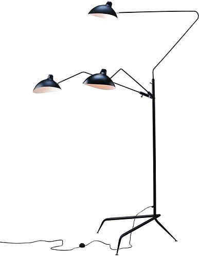 Mantis Floor Lamp - Triple