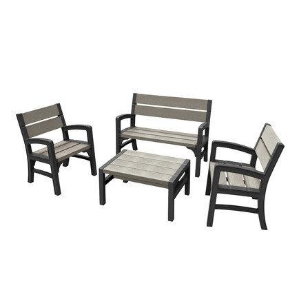WLF Garden Bench Set
