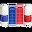 Thumbnail: Koli SUPER COOL/WARM Pain Relief Massage Roller Boxset / 够力超凉/热感酸痛肌肉止痛按摩滚珠盒装