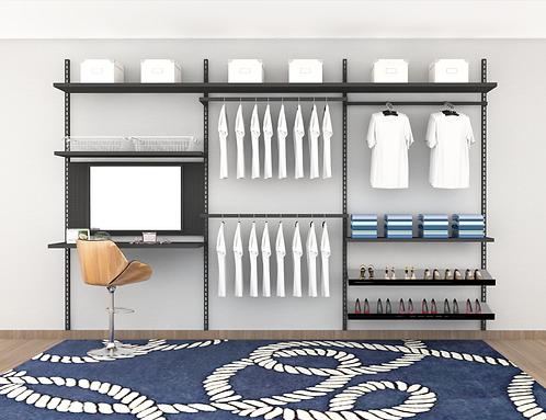 VIGO - I Open concept wardrobe